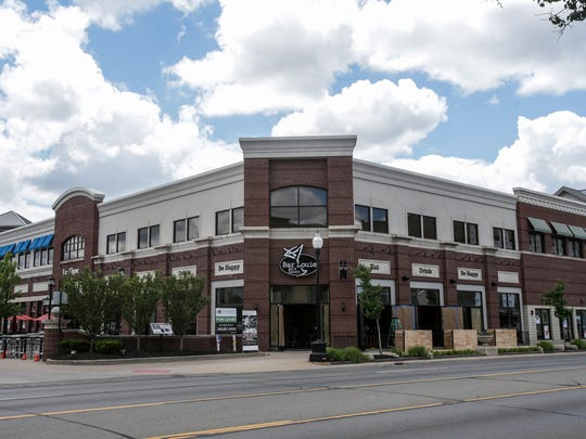Bar Louie is set to open along Michigan avenue in downtown Dearborn on Tuesday, June 28, 2016.