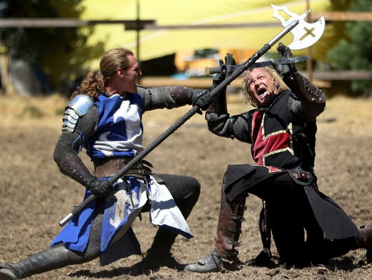 Canterbury Renaissance Faire happens each July for