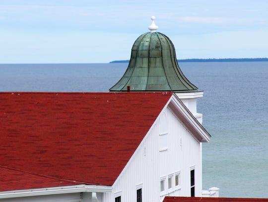 Mission Point Resort on Mackinac Island.