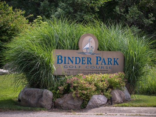 Binder Park Golf Course 7