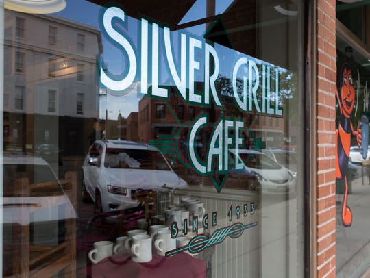 The Silver Grill Cafe was the host for July's Palate-Pleasing