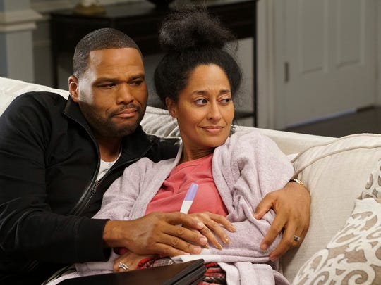 """Anthony Anderson and Tracee Ellis Ross were both nominated for their roles on """"Black-ish."""""""