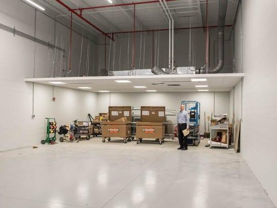 Kellogg Community College Regional Manufacturing Technology