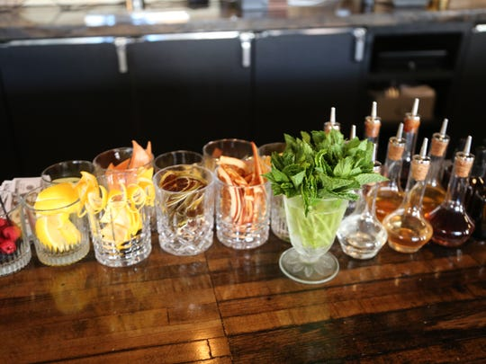 Headed up by Standby and Selden Standard alum Will Lee, the beverage program at Grey Ghost Detroit will feature 20 cocktails: eight shaken, eight stirred and four on draft. The restaurant debuts in Detroit's Brush Park neighborhood at 4:30 p.m. Thursday, July 28, 2016.