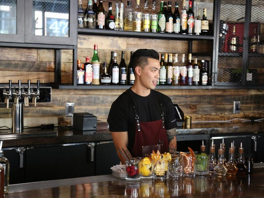 Selden Standard and Standby alum Will Lee, 33, is heading up the beverage program at Grey Ghost Detroit, set to debut in Detroit's Brush Park neighborhood at 4 p.m. Thursday, July 28, 2016.