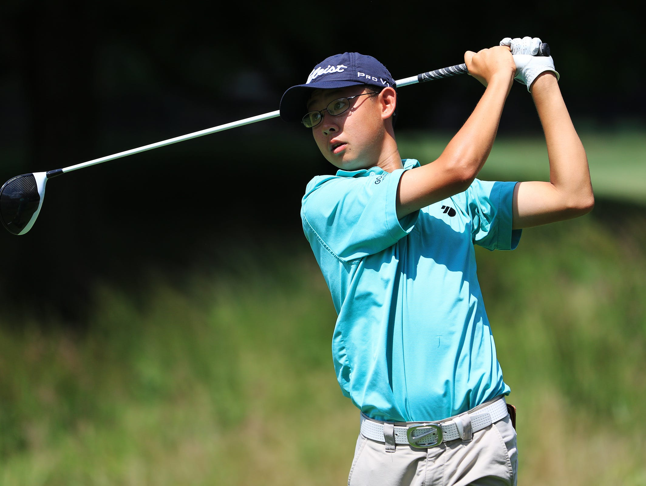 Nathan Han posted a 2-and-1 win over Stephen Sul on Friday in the finale.