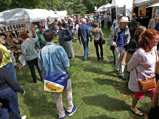 The 50th Annual Penrod Arts Fair will take place Sept.