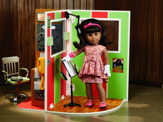 American Girl is releasing its latest historical BeForever