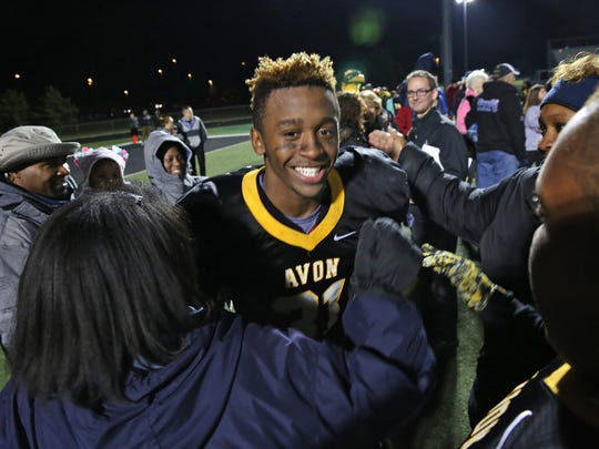 Avon's Bryant Fitzgerald is IU's highest-rated in-state recruit in the class of 2017.