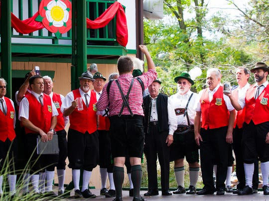 Get ready to celebrate Oktoberfest in York with German menu specials.