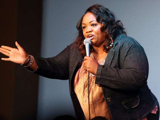 The hilarious stand-up Ms. Pat will perform at The Hub this weekend.