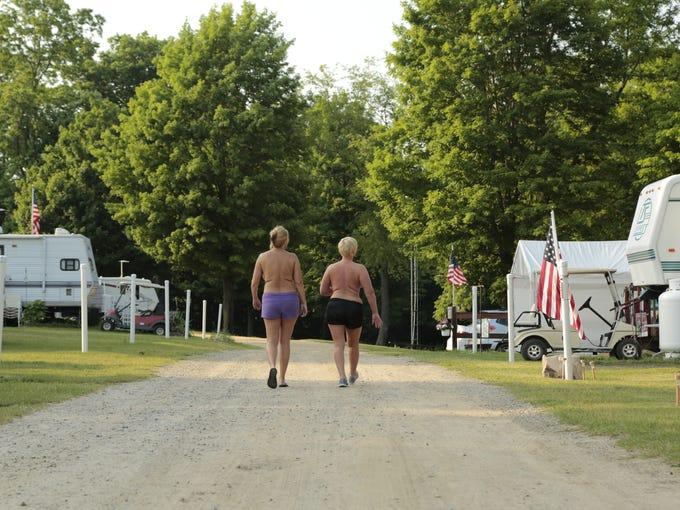 Cherry Lane Nudist Resort