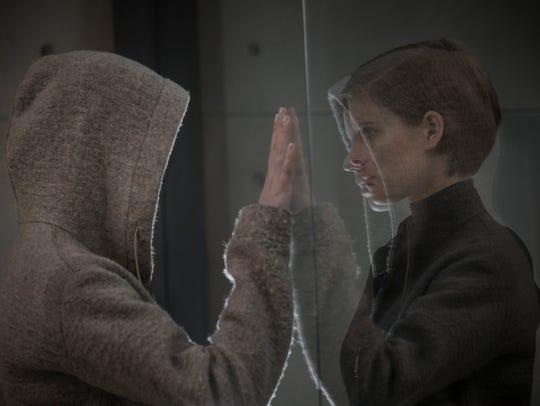 Kate Mara, right,  investigates a seemingly innocent
