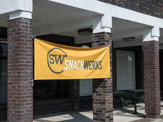 Snackwerks to create 38 jobs with $150,000 state grant
