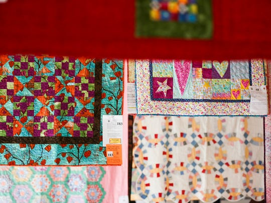 You can attend Quilt College, hosted by the Mid-Valley Quilt Guild, at the Polk County Fairgrounds April 20-21.