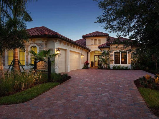 According to the August market report from the Naples Area Board of Realtors, the Clara model sold three times as fast as the Naples average of 135 days on the market for homes in the same price range.