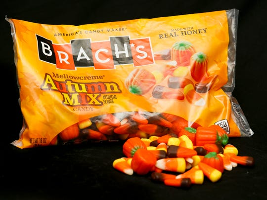 Brach's Mellowcreme Autumn Mix provides a selection
