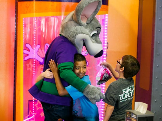 For children with sensory issues, animatronics and costumed characters can cause overload.