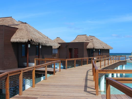 New overwater villas that will debut in December 2016