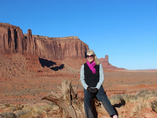 Detroit Free Press reporter Ellen Creager reported from Monument Valley, Utah in 2013. She was travel writer from 2003 to 2016.