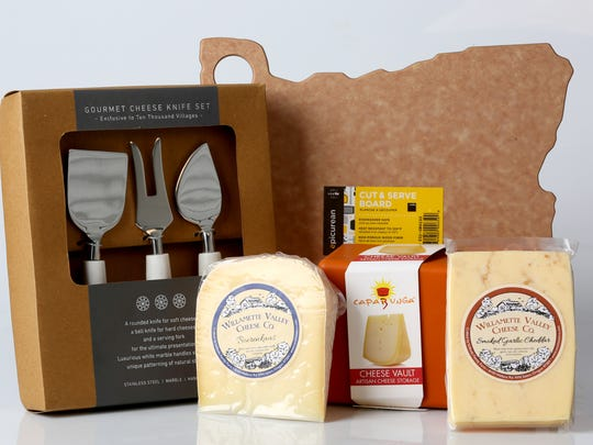 Perfect gifts for the Oregon cheese lover.