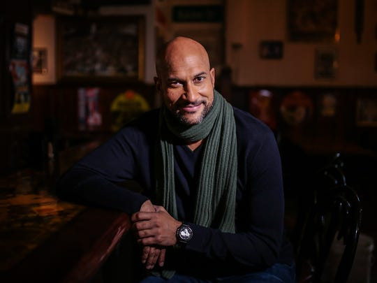 """Keegan-Michael Key will be back in Detroit on Thursday for """"An Evening With Keegan-Michael Key and The 313."""" It's a repeat of last year's sold-out benefit performance at the Detroit Film Theatre at the Detroit Institute of Arts."""