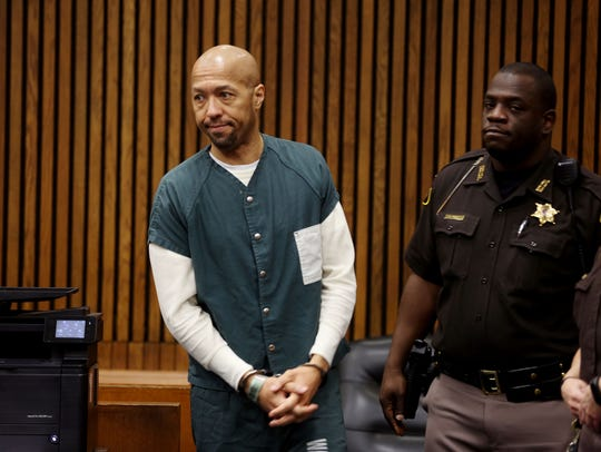 Charles Pugh, who admits to having sex with a minor