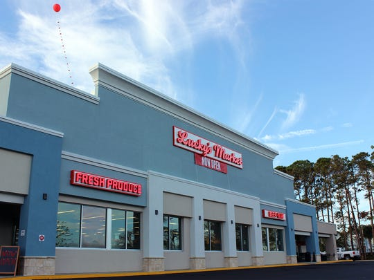 Lucky's Market plans to open in southeast Springfield in the second half of 2017. It recently opened this store in Neptune, Florida.