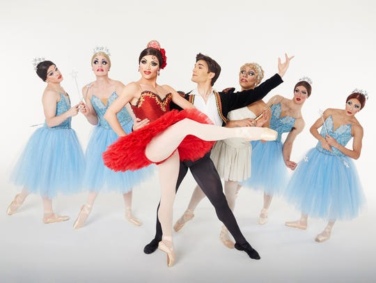 Les Ballets Trockadero de Monte Carlo was founded in