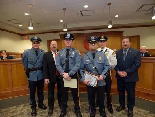 Citations for Hero Cops