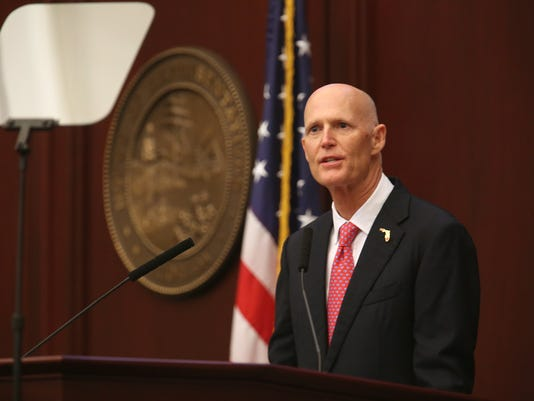 #filephoto Rick Scott