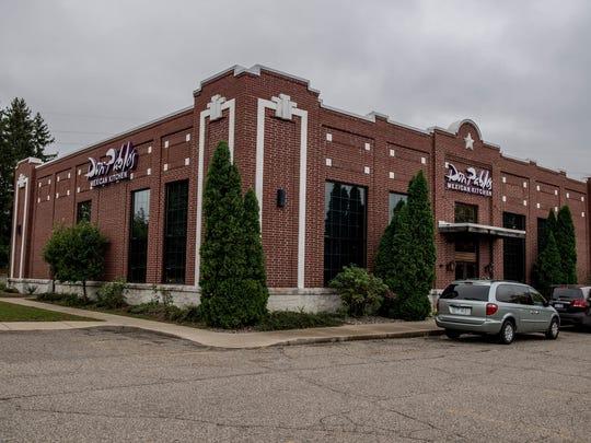 The former Don Pablo's restaurant in Battle Creek.