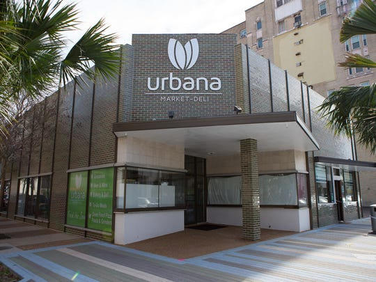 Urbana, located at 424 Chaparral St.,