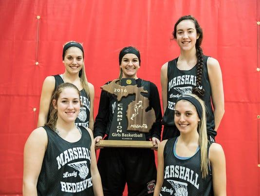Marshall Girls Basketball 1
