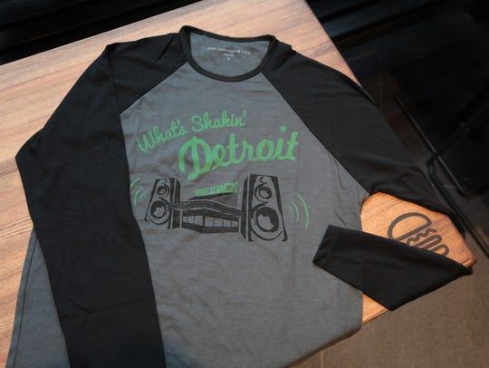 Detroit designer John Varvatos collaborated with Michigan's