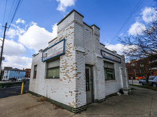 A small brick building at 660 Fort Wayne Avenue is