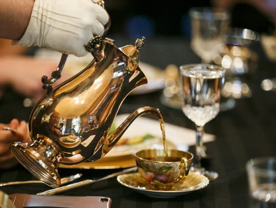 Deepwood Museum hosts a St. Patrick's Irish Tea on