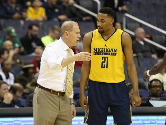 NCAA Basketball: Big Ten Conference Tournament-Illinois vs Michigan