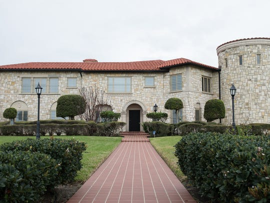 The Ada Wilson house has been listed for sale at $2.75 million.