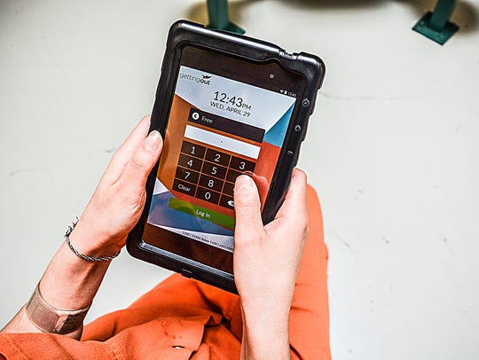 Telmate offers a tablet for use in prison and jail facilities.