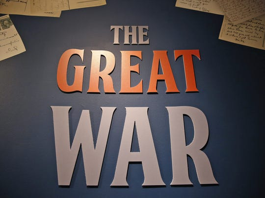 """The Great War Through Hoosier Eyes"" is an exhibit at the Indiana History Center, through July 8."