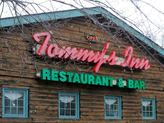 Exterior of Tommy's Inn, a businesss that benefits