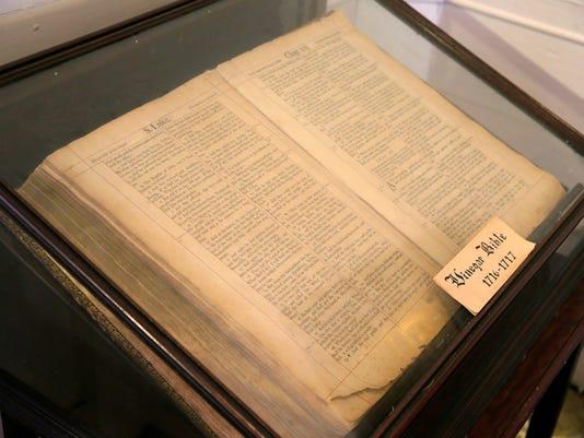 ASB 0413 Shrewsbury rare BiblePresto ID: 100281124