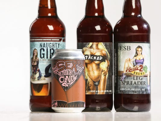Sexist Craft Beer Labels