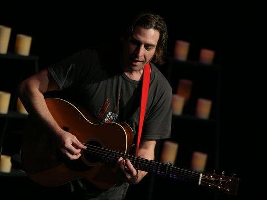 Joe Crookston will lend his talents to the Appel Farm Music and Wine Festival in Elmer. Saturday ends with former Appel Farm camp counselor and singer-songwriter Joe Crookston performing around the campfire for overnight guests.