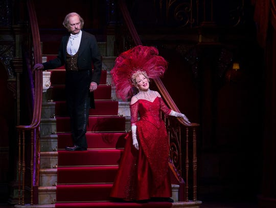 'Hello, Dolly!' wins for best revival of a musical