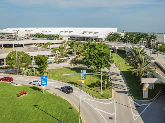 File photo of Southwest Florida International Airport south of Fort Myers, Florida