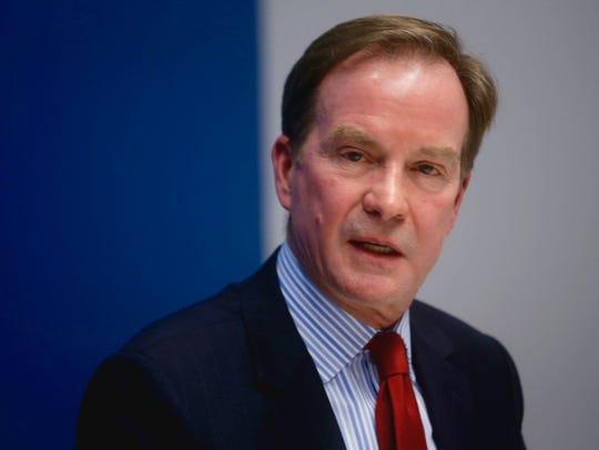 Attorney General Bill Schuette.