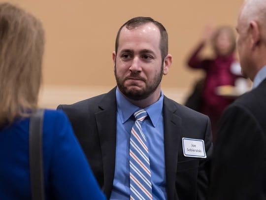Battle Creek Unlimited President and CEO Joe Sobieralski