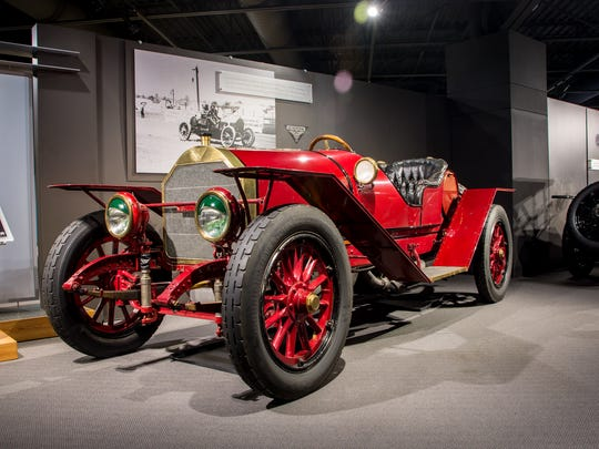 1914 Simplex 50 HP Speed Car